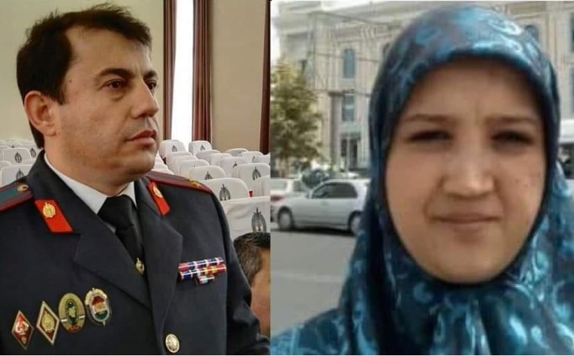 Машраф Истамзода и Нилуфар Раджабова