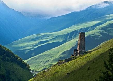 Природа Чечни