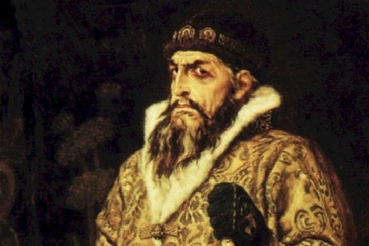 В.М. Васнецов. Царь Иван Грозный, 1897
