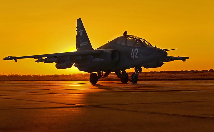 Самолет ВКС РФ