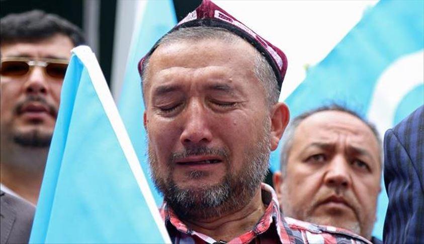Уйгурские мусульмане
