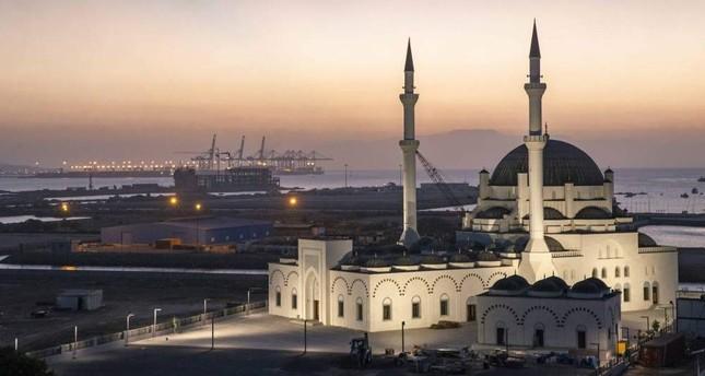 Новая мечеть Джибути