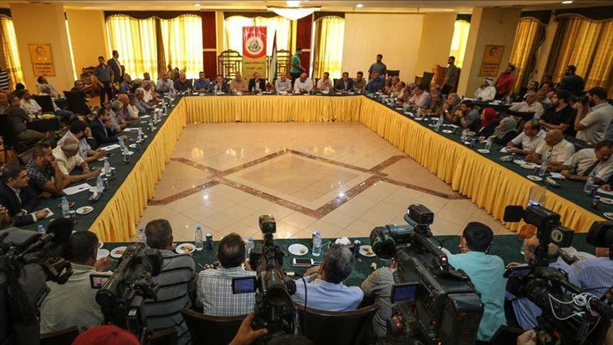 ХАМАС и «Исламский джихад» обсудили в Каире безопасность Палестины
