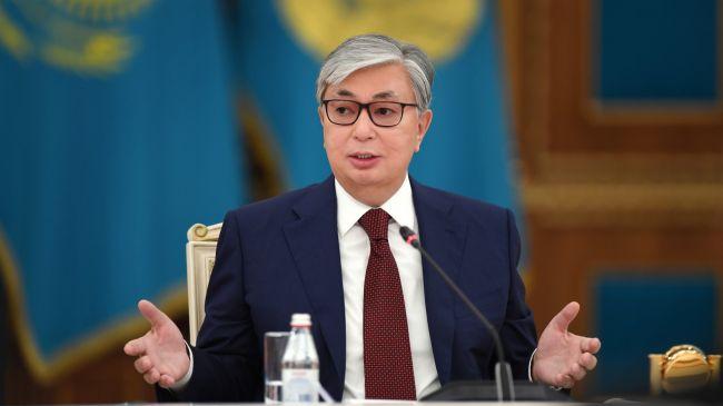 ПрезидентКазахстанаКасым-Жомарт Токаев