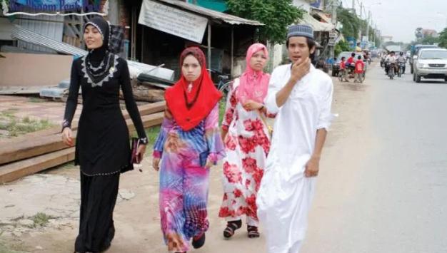 Камбоджийские мусульмане