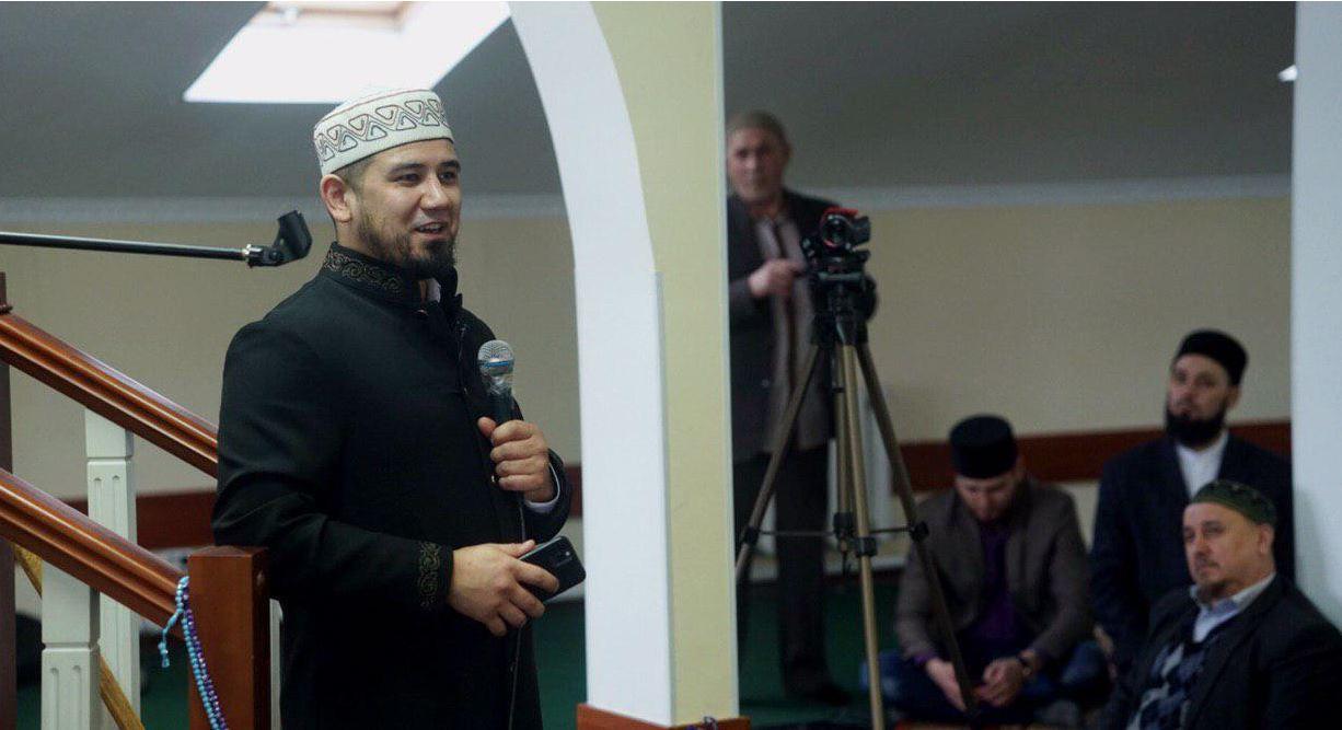 Выступление муфтия