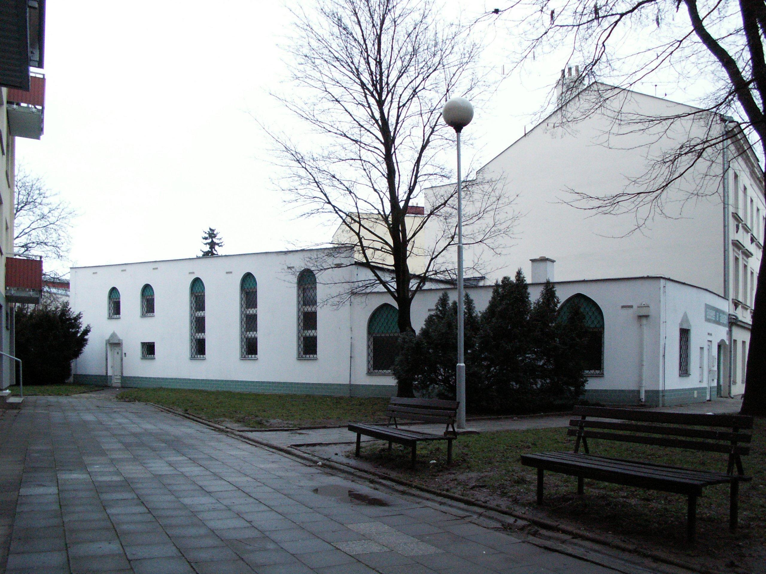 Мечеть в Брно