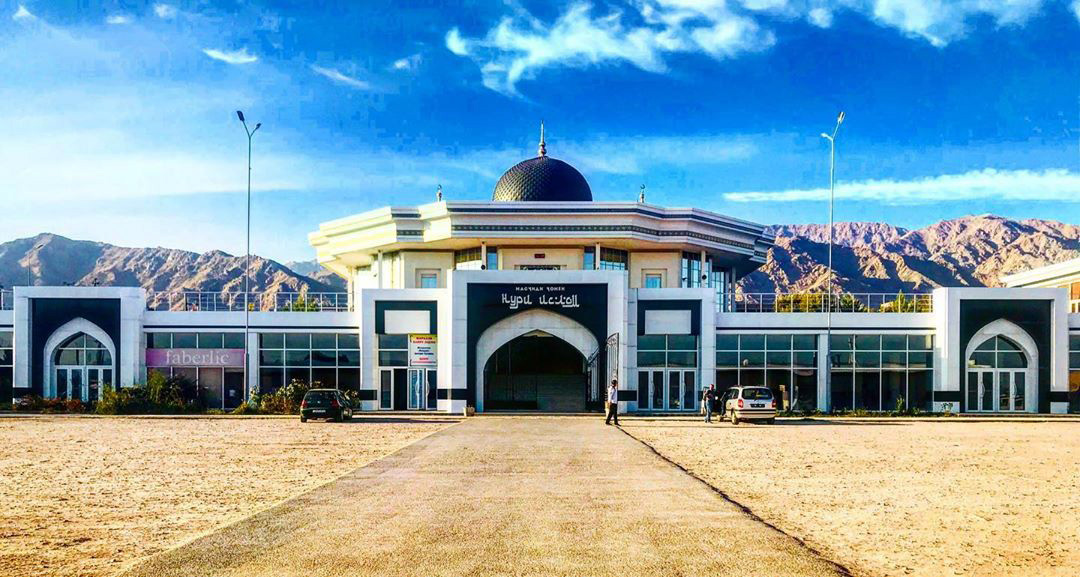 Мечеть Нури Ислом