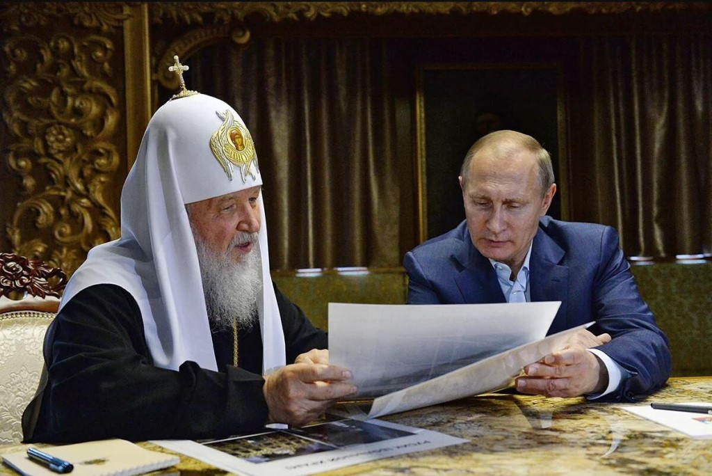 Московская патриархия выступила с предложениями поправок в конституцию