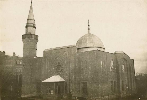 Соборная мечеть Ростова долгое время была солдатским клубом