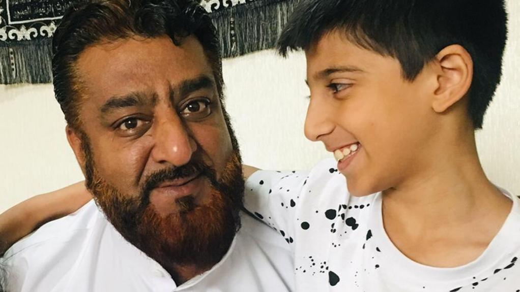 Джабар и его сын