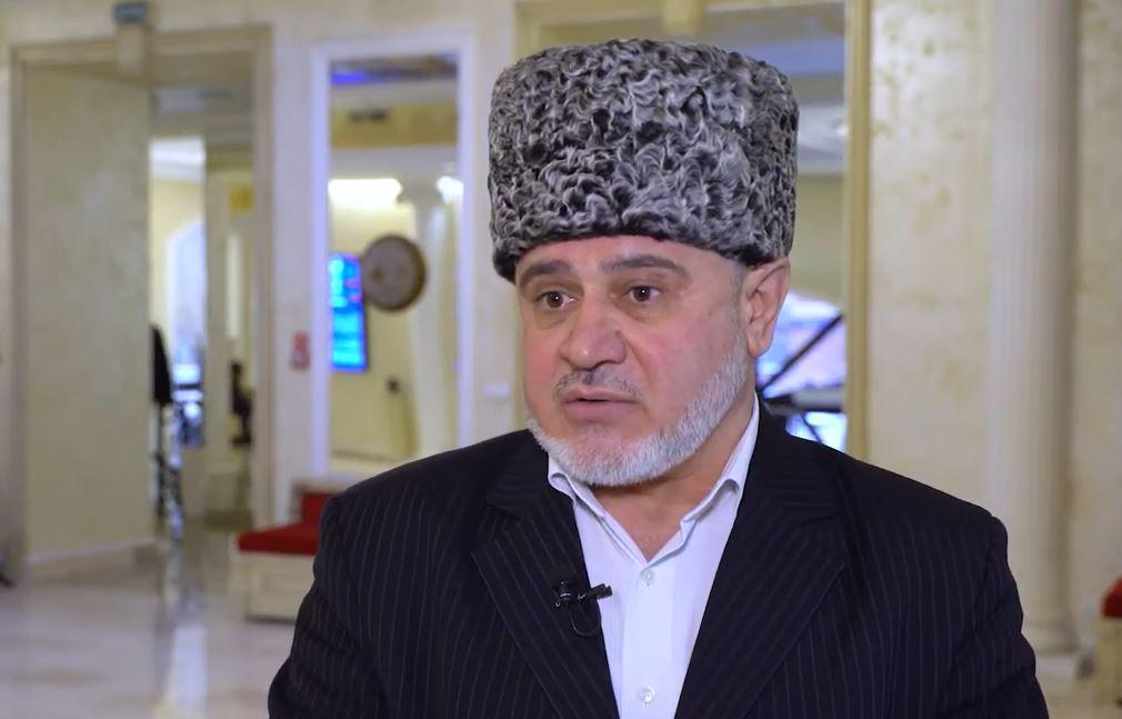 Участник круглого стола, председатель МИМ Шафиг Пшихачев