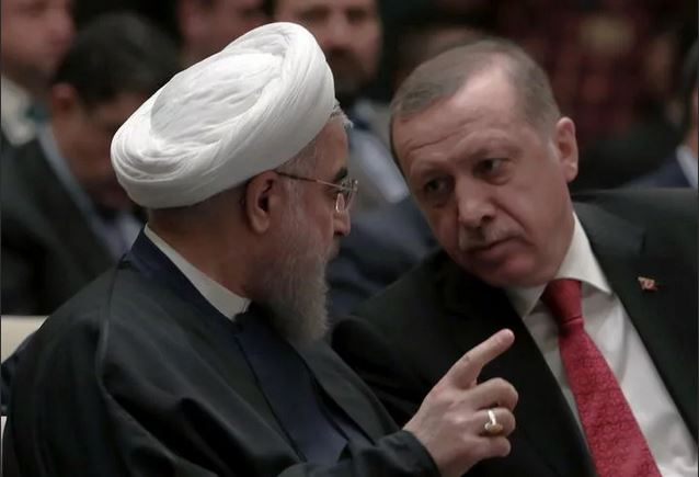 Рухани и Эрдоган