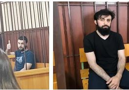 Кемал Тамбиев и Абдулмумин Гаджиев