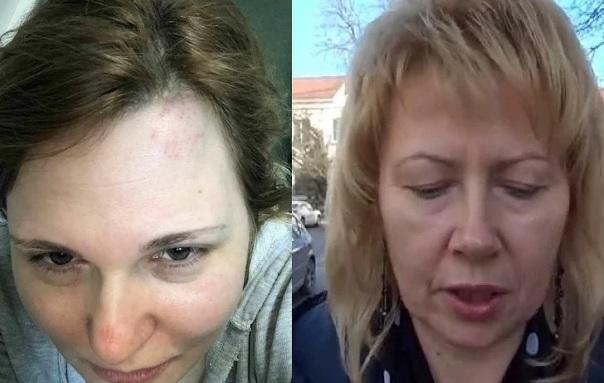 Милашина и Дубровина