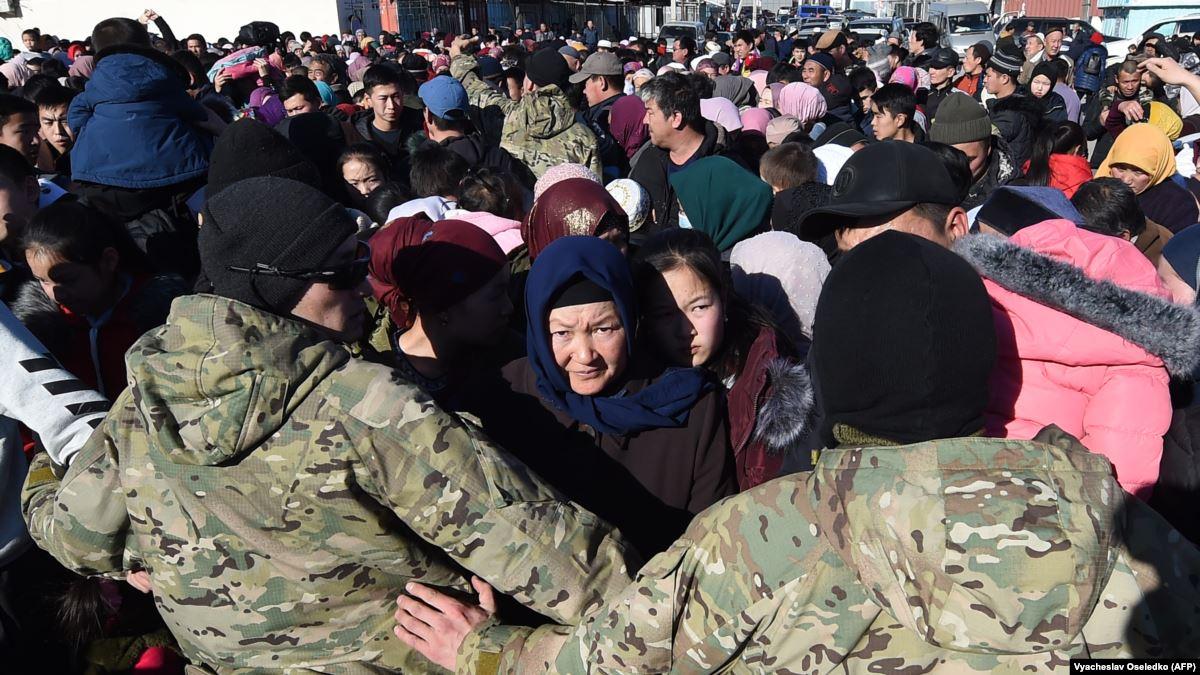 Беженцы возвращаются в свои дома. Фото: Радио Свобода