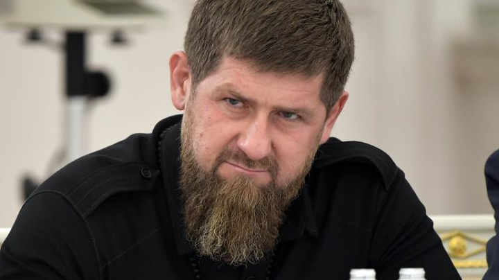 Глава ЧечниРамзан Кадыров