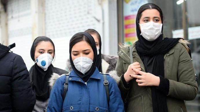 Жительницы Ирана