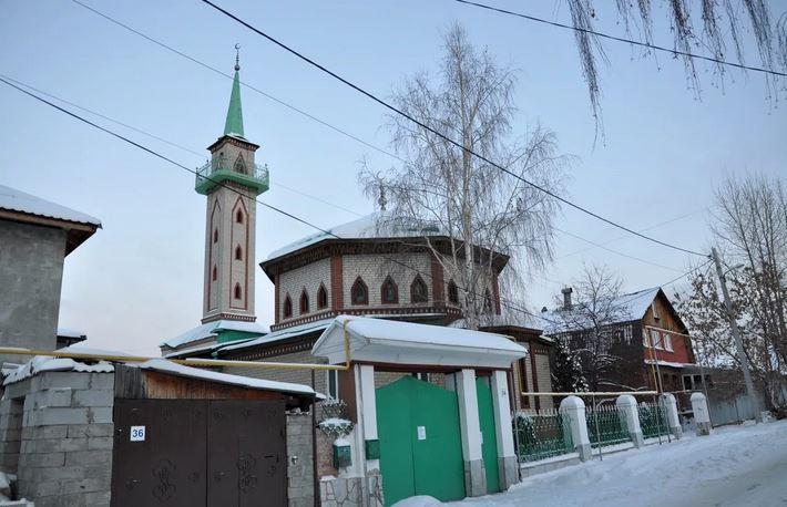 Мечеть Маулид