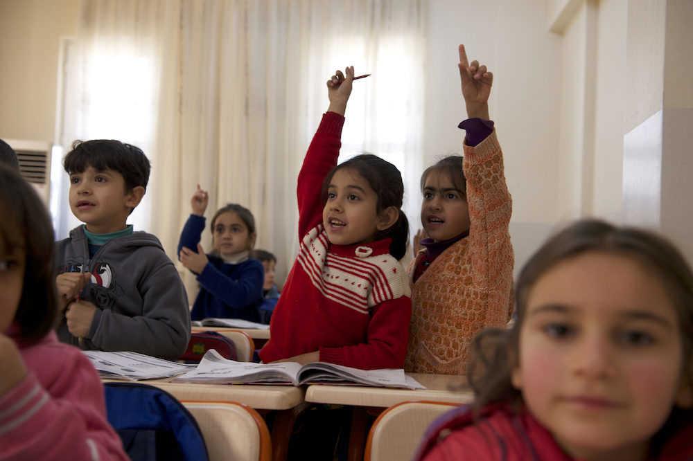 Учащиеся Турции прекращают посещение учебных заведений