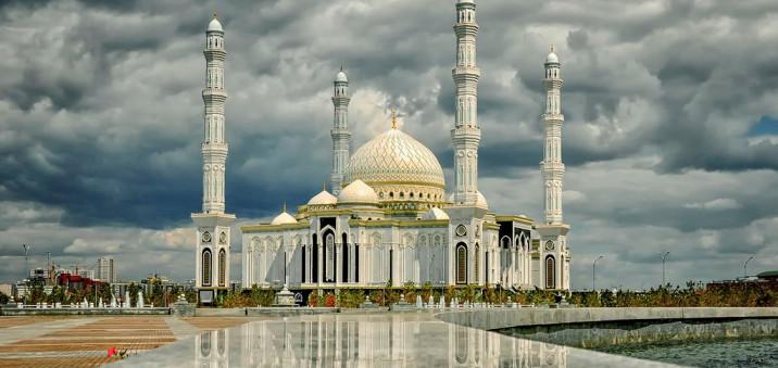 Мечеть в Нур-Султане