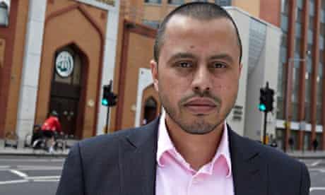 Глава Мусульманского совета Британии Харун Хан