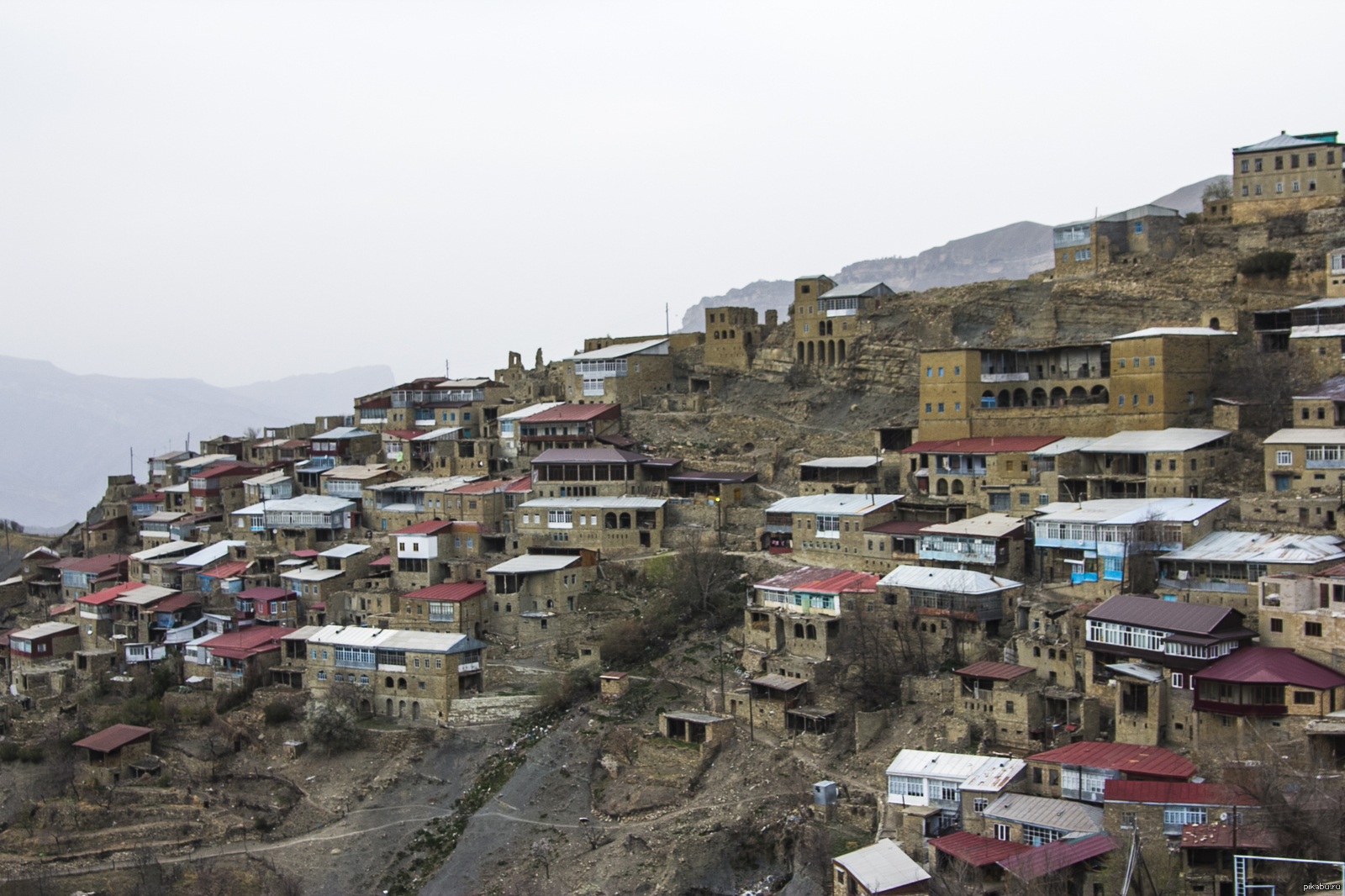Коронавирус проник в Дагестан