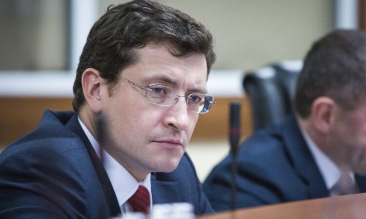 Губернатор Глеб Никитин