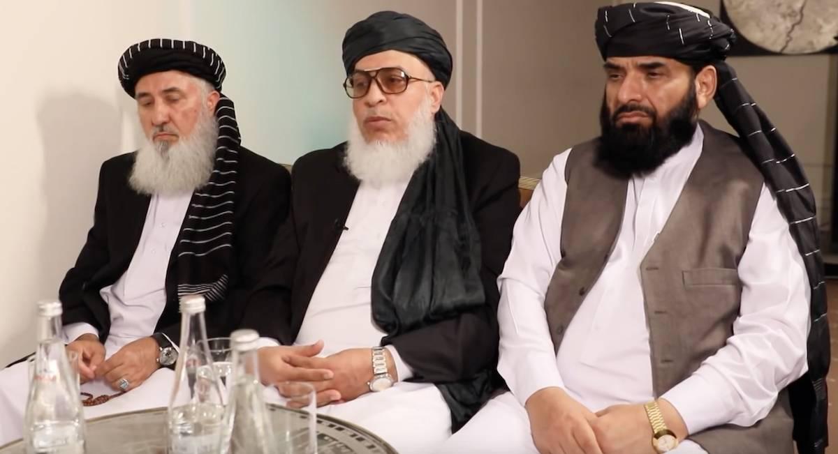Представители Талибана