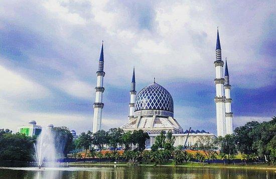 Мечеть столицы Селангора