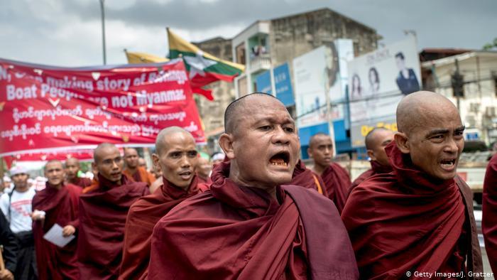 Радикальные буддисты Шри-Ланки