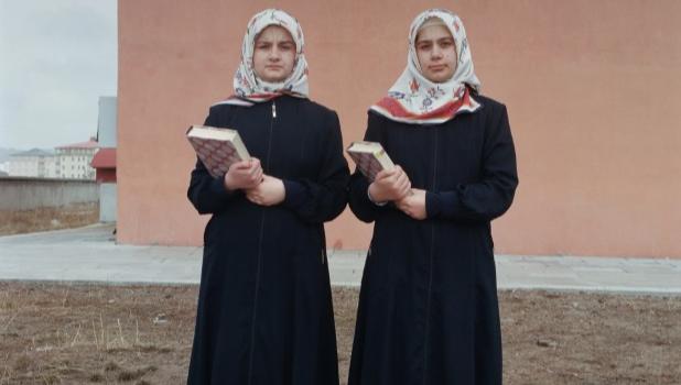 Фото сестер-хафизов Корана получило второй приз в номинации «долгосрочные проекты»