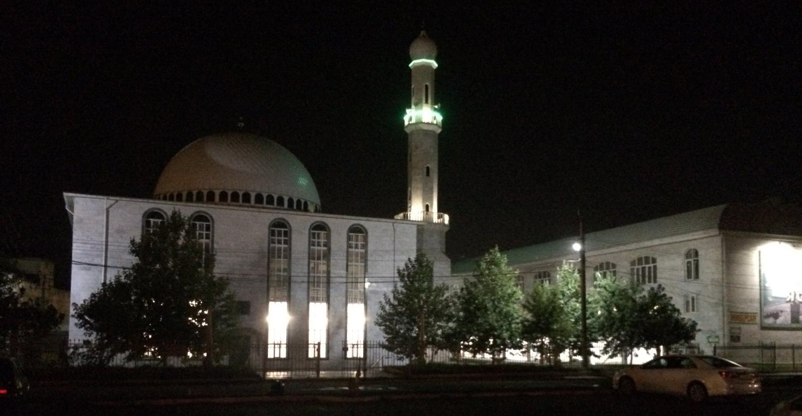 Мечеть им. Хусенил Мухаммада-афанди аль-Уриби