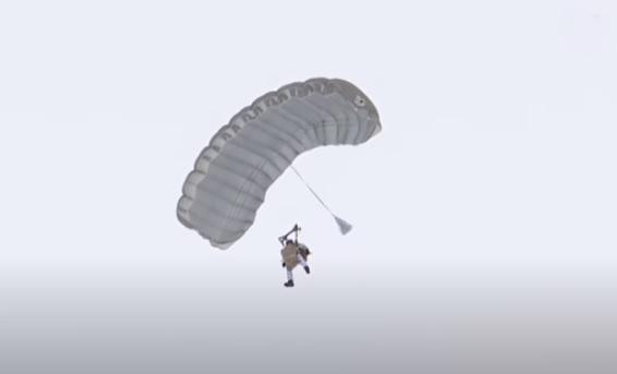 Момент прыжка
