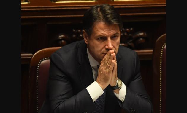 Премьер-министр Италии Конте