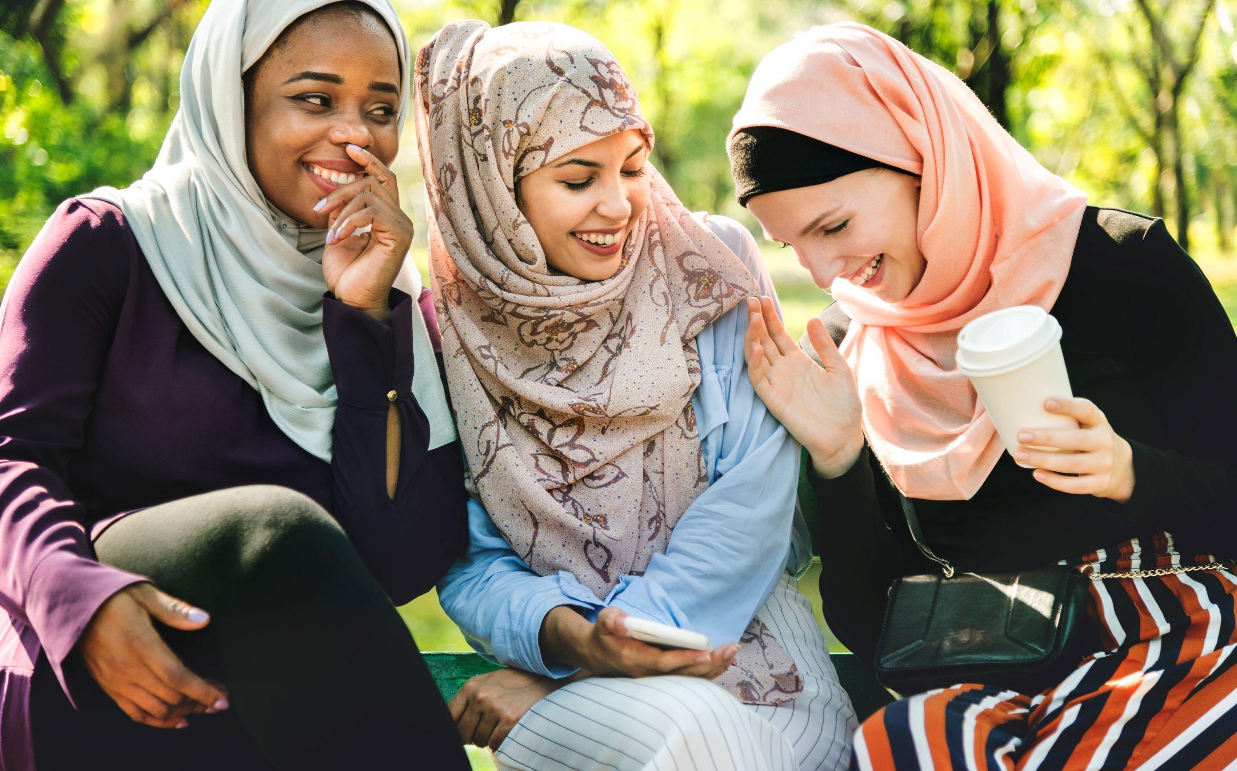 Картинка про мусульман