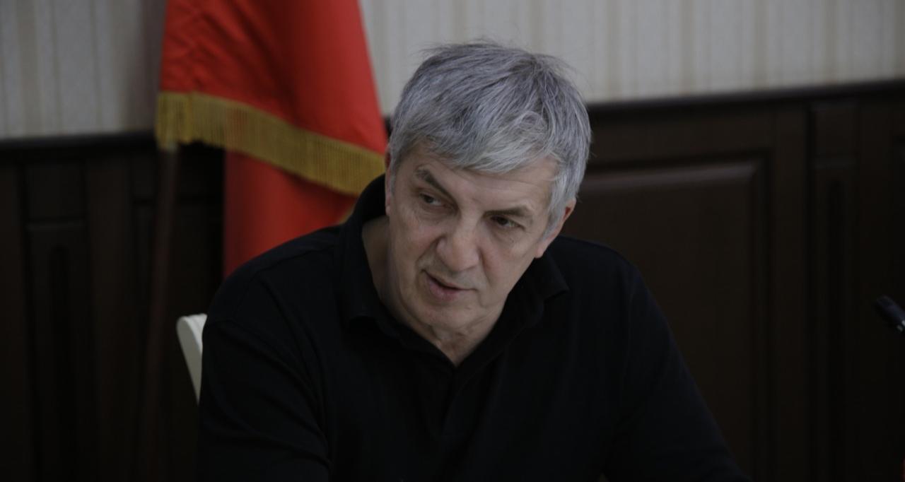 Глава Дербента Хизри Абакаров