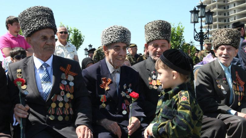 Чеченские ветераны