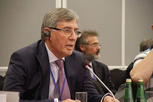 Выступление Д.Хасавова в ОБСЕ