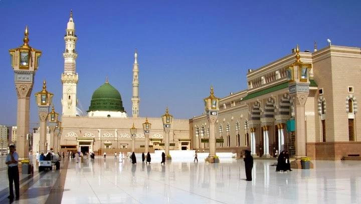 Мечеть Пророка