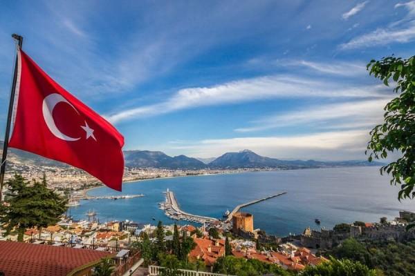 Турецкое побережье