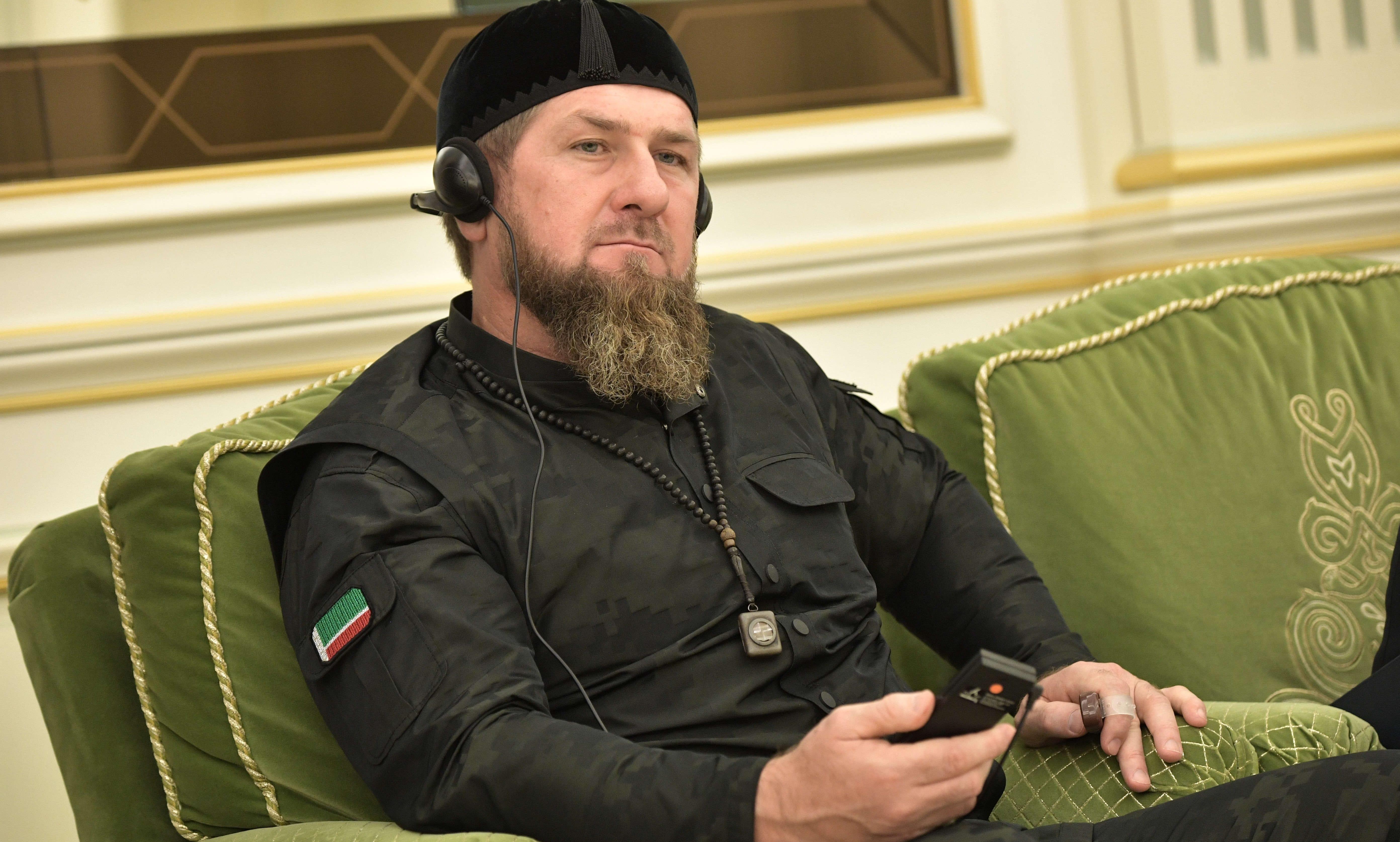 Глава ЧР Рамзан Кадыров