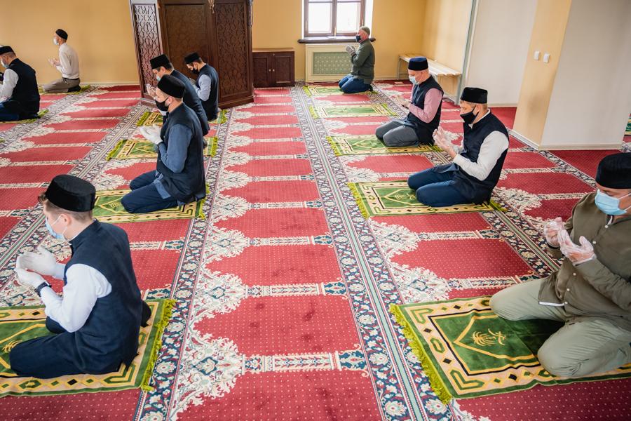 Молитва в условиях эпидемии COVID-19