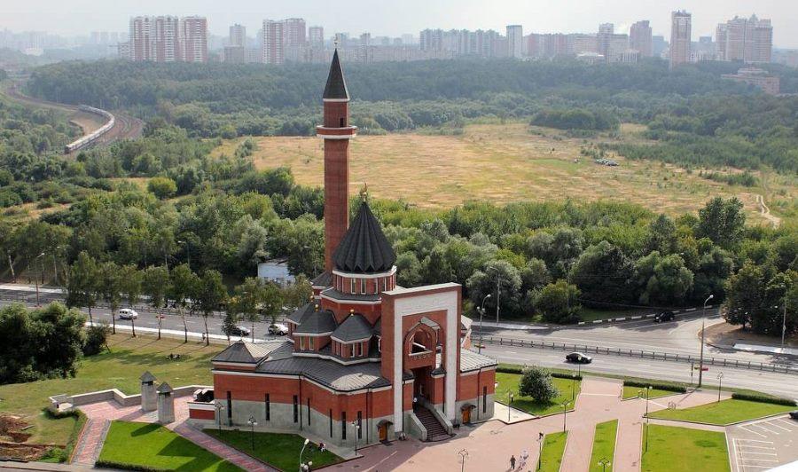 Мечеть на Поклонной горе