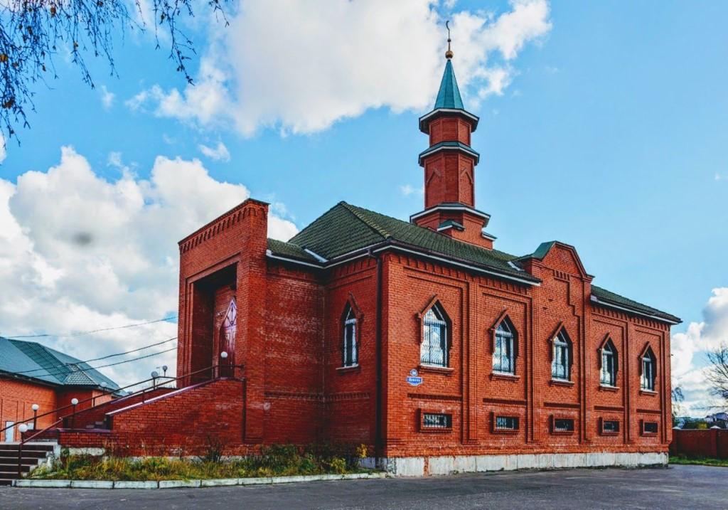 Соборная мечеть Орехово-Зуево