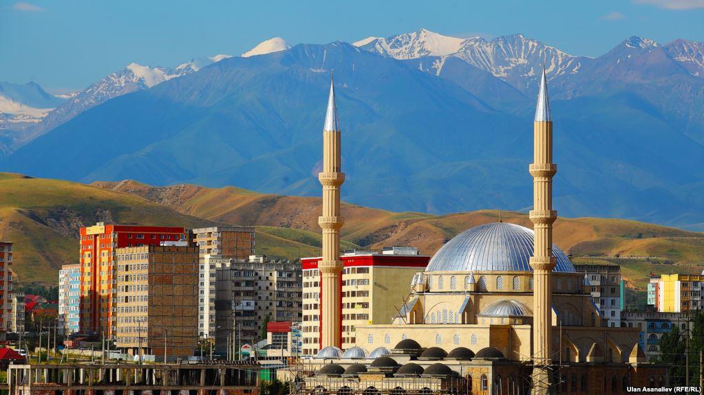 Мечеть в Ингушетии