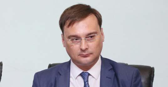 Глава Минкомсвязи РД Сергей Снегирев