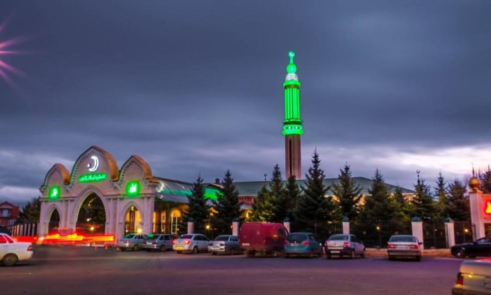 Назрань, Соборная мечеть.