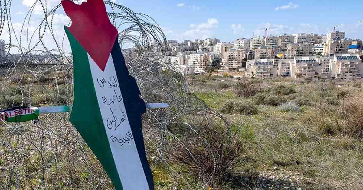 Незаконные поселения на Западном берегу