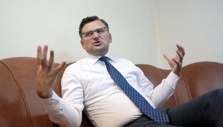 Глава МИД Украины Дмитрий Кулеба